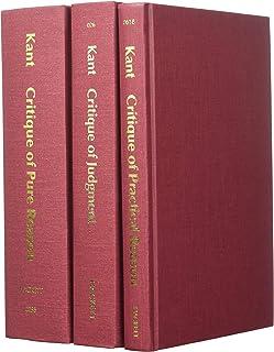 Kant's Three Critiques: Critique of Pure Reason/Critique of Practical Reason/Critique of Judgment: Vol. 1: Critique of Pur...