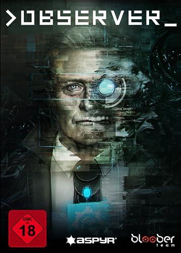>Observer_ [PC/Mac Code - Steam]