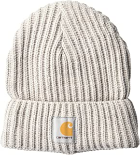 Women's Rib Knit Acrylic Hat