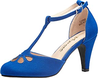 Best blue mary jane heels Reviews