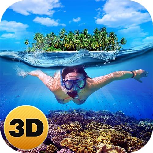 Cliff Diving Water Jump: Underwater Stunt Game | Water Splash Swimming Pool Simulator