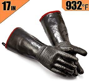 Best gloves for oil