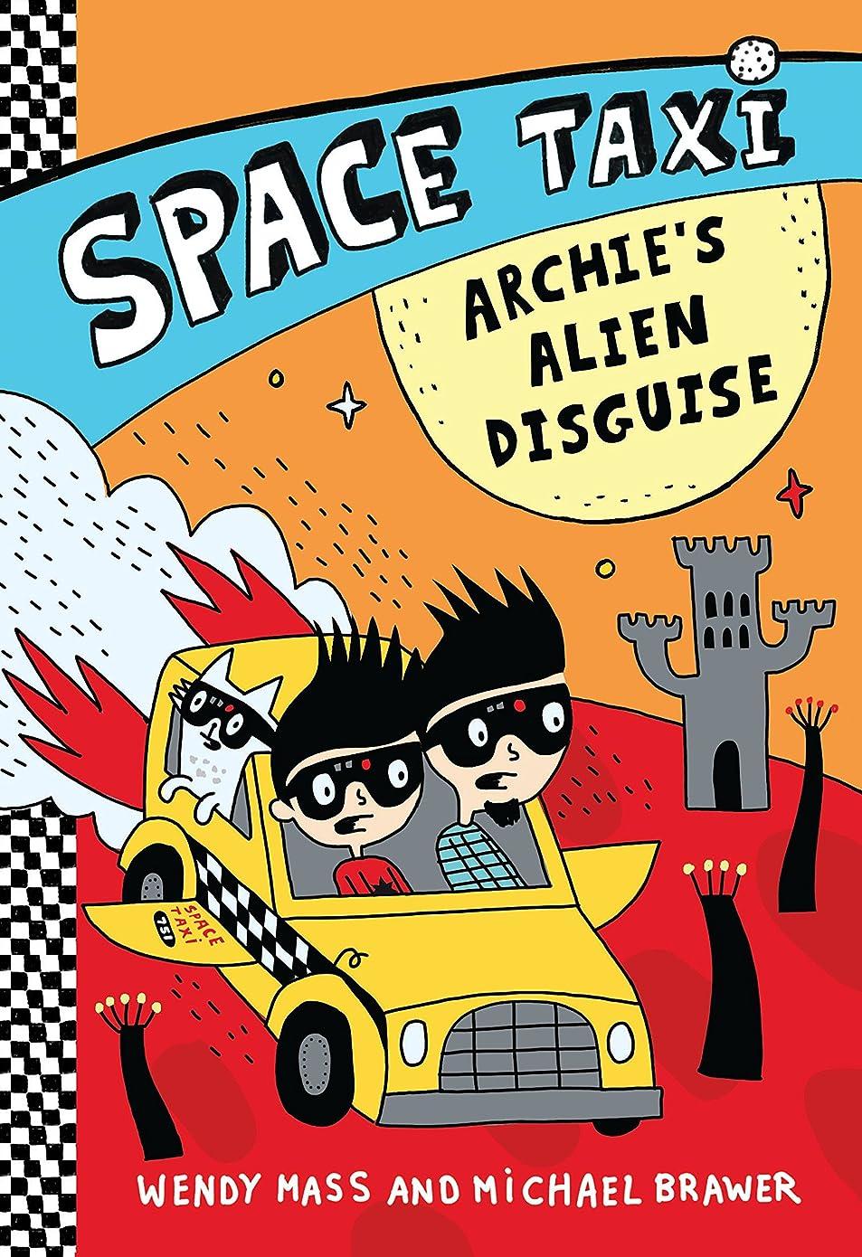 麺地震シャイニングSpace Taxi: Archie's Alien Disguise (English Edition)