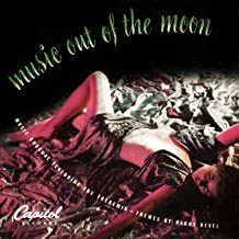 music out of the moon