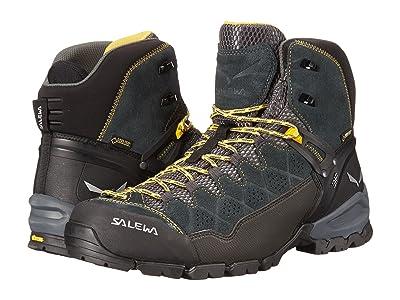 SALEWA Alp Trainer Mid GTX(r) (Carbon/Ringlo) Men