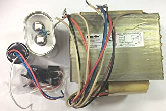 Plusrite 7277 - 1000 Watt - High Pressure Sodium - ANSI S52 - 5 Tap - Power Factor 90% - Max. Temp. Rating 212 Deg. F - Includes Oil Filled Capacitor, Ignitor and Bracket Kit