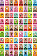 $65 » Animal Crossing New Horizons 72 PCs NFC Cards Selected Villagers 1.38'' X 0.79'' for Nintendo Switch Wii 3DS DS and AC Leaf and Merch