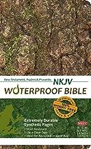 waterproof pocket bible