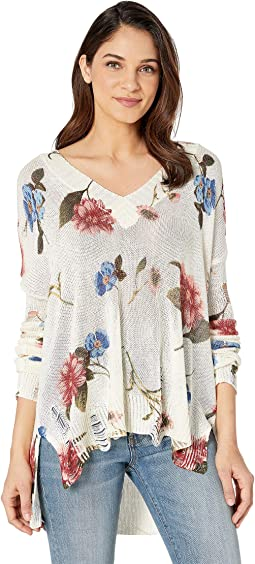 Florence Floral Knit