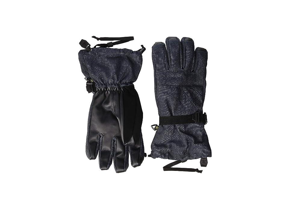 Burton Prospect Gloves (Denim) Snowboard Gloves