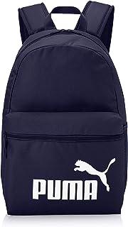 Puma Unisex-Adult Phase Backpack Peacoat Sırt Cantaları Mavi (Lacivert)