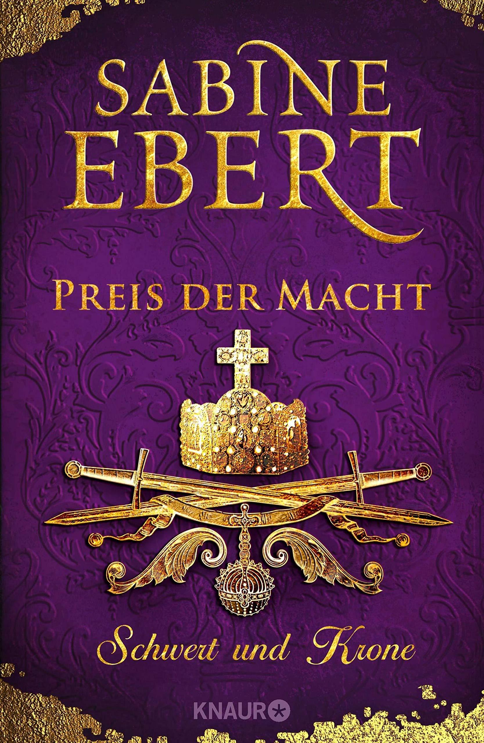 Schwert und Krone - Preis der Macht: Roman (Das Barbarossa-Epos 5) (German Edition)