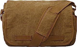 Sweetbriar Classic Messenger Bag - Vintage Canvas Shoulder Bag for All-Purpose Use