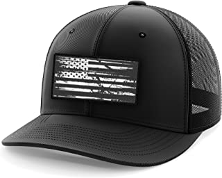 American Flag Flexfit Hat