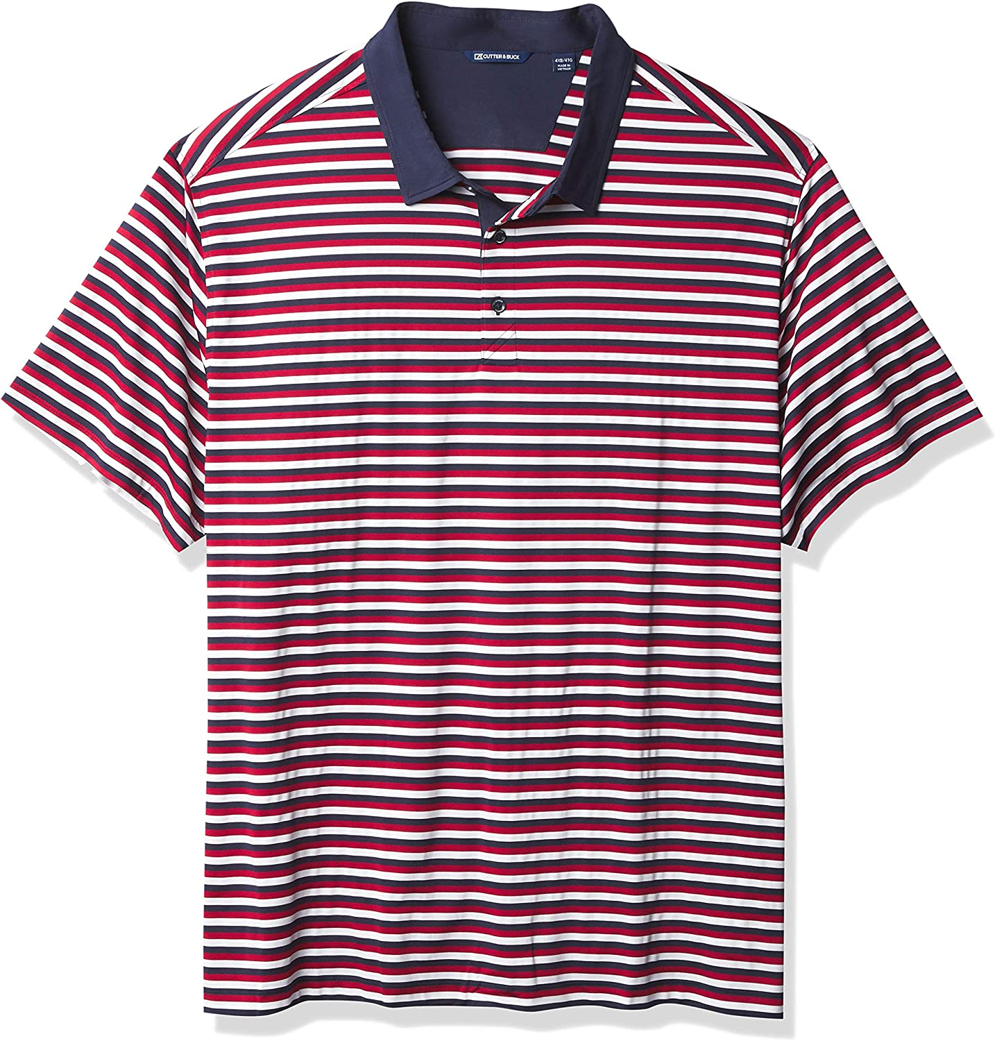 Cutter Buck Men's Clearance SALE Limited El Paso Mall time Big Polo Tall Shirt