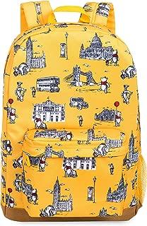 Disney Winnie the Pooh Backpack Yellow
