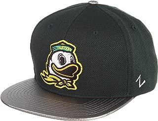 Zephyr NCAA Oregon Ducks Men's Composite Snapback Cap, Adjustable Size, Forest