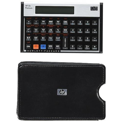 Hp 12c platinum financial calculator  hp® official store.