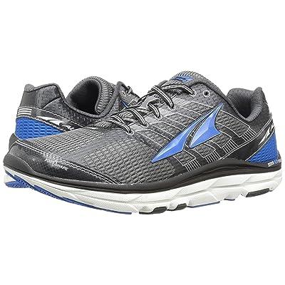 Altra Footwear Provision 3 (Charcoal/Blue) Men