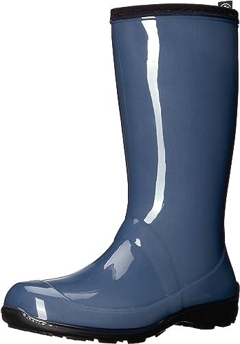 Kamik Woherren Heidi Rain Stiefel, Blau Jeans Denim, 7 Medium US