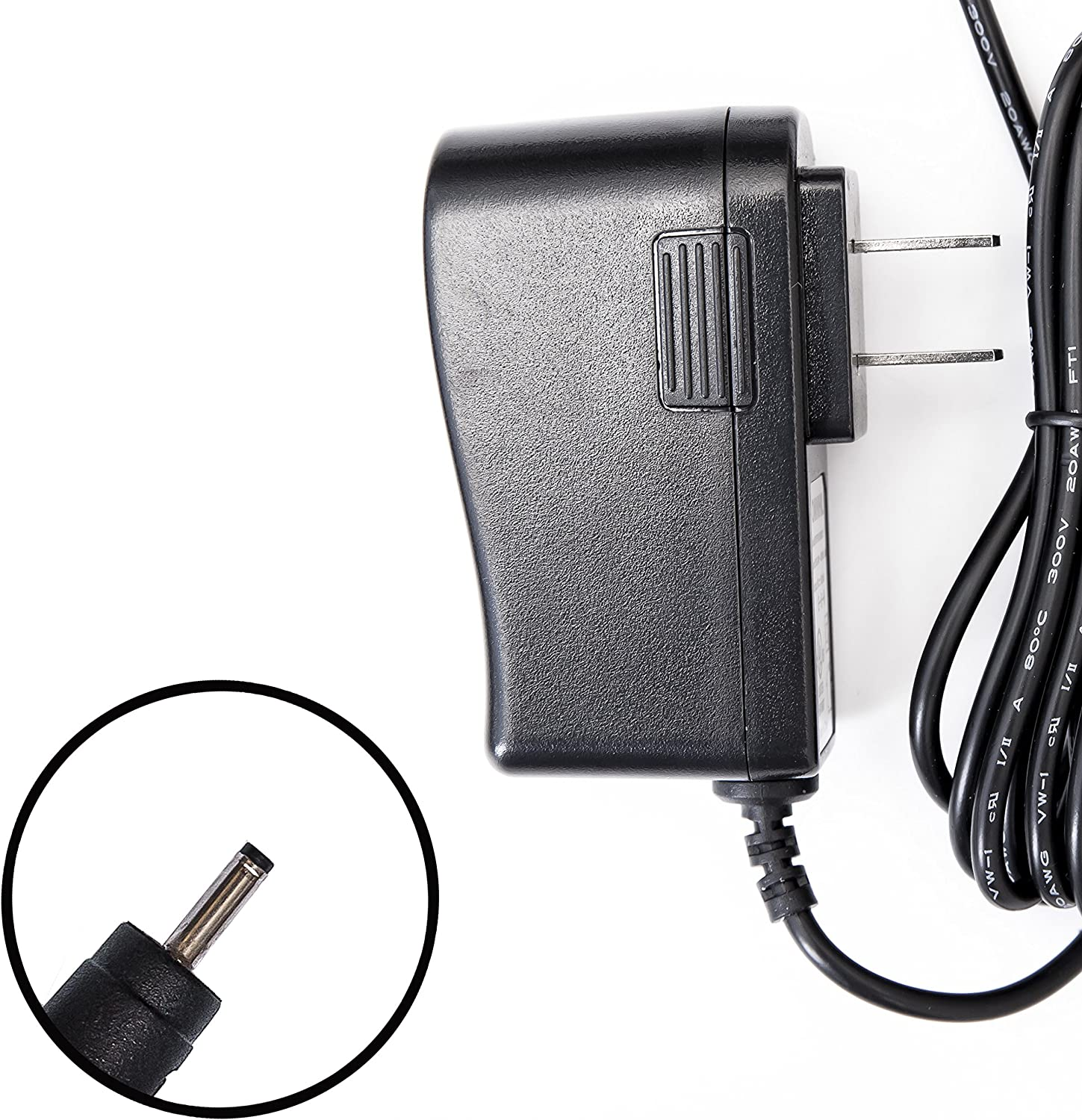 Omnihil AC/DC Power Adapter/Compatible with SAW-0502500 Type H Plug Switching Cable PS