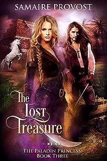 The Lost Treasure (The Paladin Princess Book 3)