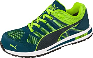 PUMA Elevate Knit Green Low, Chaussure d'athltisme Homme