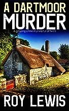 A  DARTMOOR MURDER a gripping crime mystery full of twists (Inspector John Crow Book 8)