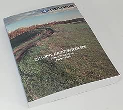New Oem 2012 Polaris Rzr Rzr-S Rzr-4 800 Efi Eps Service Shop Manual 9923520