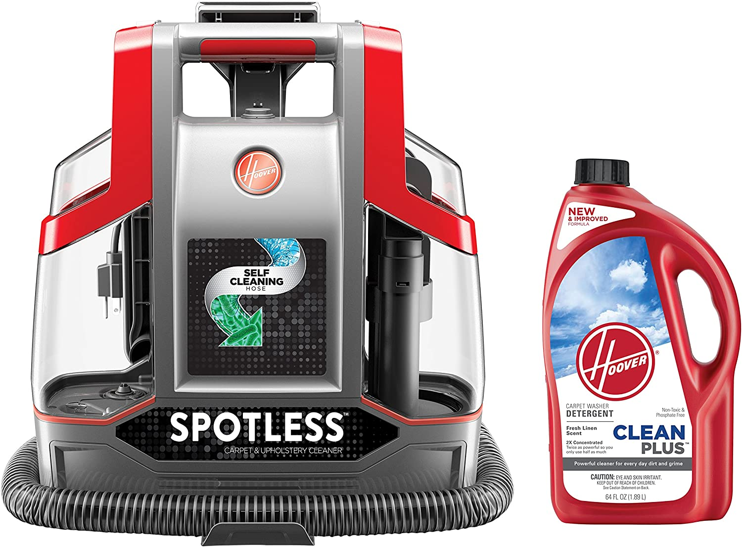 Hoover Spot Popular brand High material Cleaner + Cleanplus Concentrated Bundle Solution