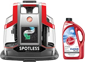Hoover Spot Cleaner + Cleanplus Concentrated Solution Bundle