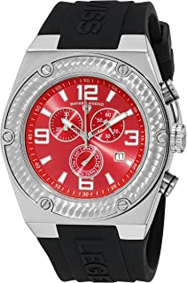 Men's 30025-05 Throttle Chronograph Red Dial Watch