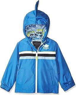 LONDON FOG boys Little Animal Jersey Lined Jacket