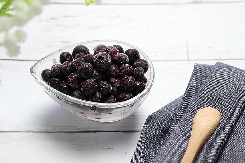 排泄物ハウスリングレット国産 会津柳津産 冷凍ブルーベリー 1kg (500g×2袋)
