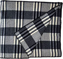 Pendleton - Eco-Wise Wool Plaid Blanket - Queen