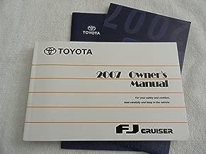 2007 Toyota FJ Cruiser Owners Manual