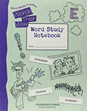WORDS THEIR WAY LEVEL E STUDENT NOTEBOOK 2006C