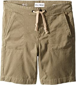 DL1961 Kids - Jax Shorts in Regime (Big Kids)