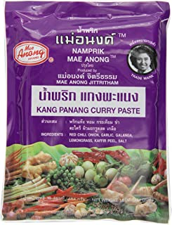 mae anong panang curry paste