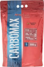 Activlab 3000 g Strawberry Carbomax Carbohydrate Supplements Estimated Price : £ 19,39