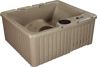 Essential Hot Tubs 14 Jets Newport Hot Tub, Cobblestone