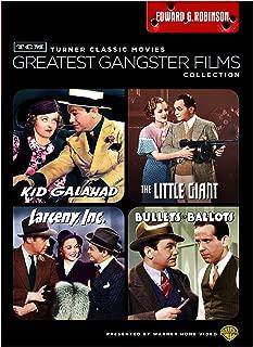 TCM GCF: Gangsters -Edward G. Robinson
