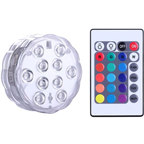watch 1be27 572bd Battery Powered Remote Control LED Lights: Amazon.com