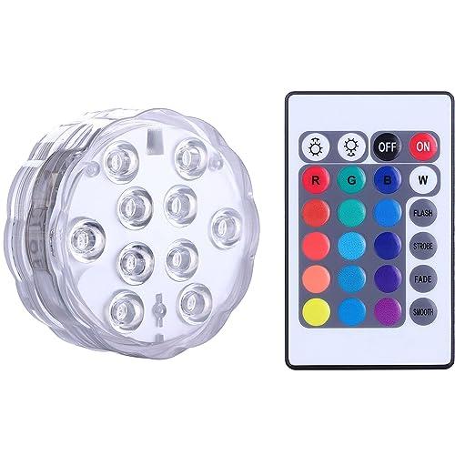 battery powered remote control led lights. Black Bedroom Furniture Sets. Home Design Ideas