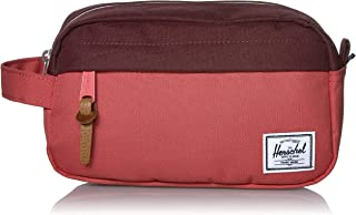 Herschel Supply Co. Chapter Toiletry/Dopp Kit, Mineral Red/Plum