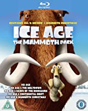 Ice Age 1-4 plus Mammoth Christmas: The Mammoth Collection 2002