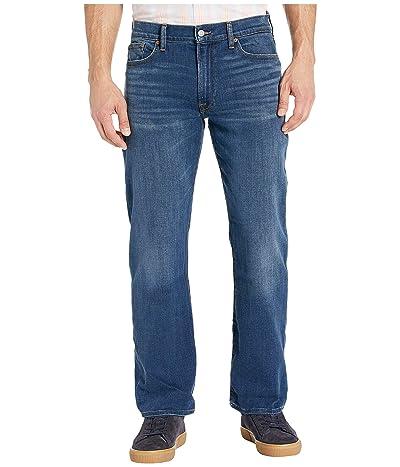 Lucky Brand 363 Vintage Straight Jeans in Heron Isle (Heron Isle) Men