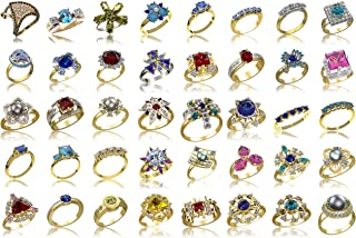 #w2_ Set of 40 pcs ring wax patterns for lost wax casting