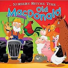 Nursery Rhyme Time: Old MacDonald (Board Book)