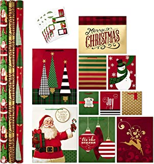 christmas wrapping paper luxury